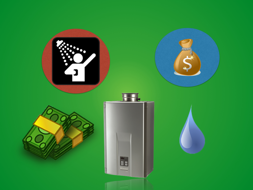 Do It Yourself Tankless Water Heater Installation With