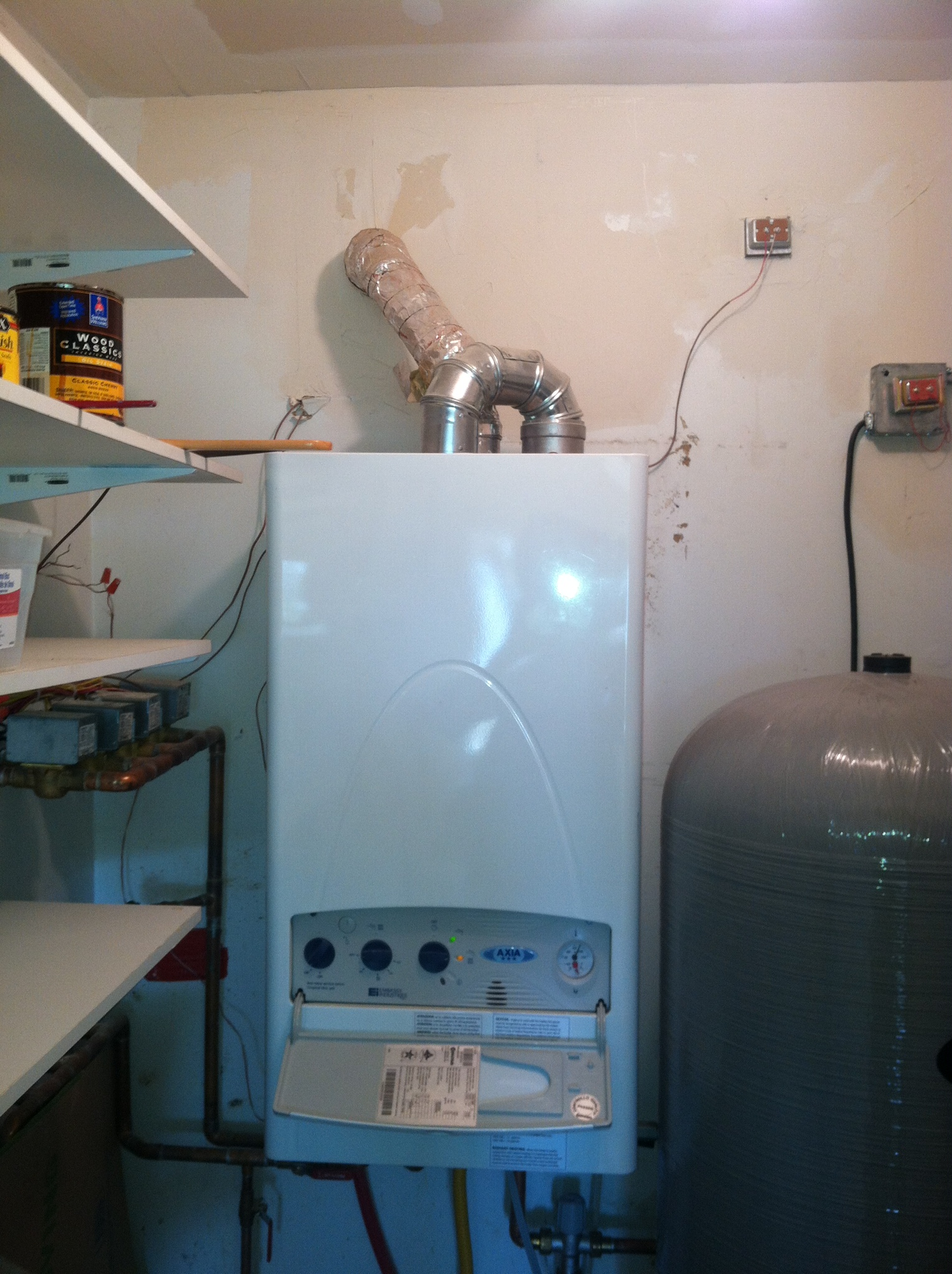 Do It Yourself-Install A Tankless Water Heater with Recirculating Pump
